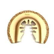 Disco de Corte Segmentado P/ Concreto 65mm P/ Lixadeira MultiFunção MEV330 Vonder 9316130500
