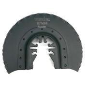 Disco De Corte Segmentado Para Madeira 87mm P/ Lixadeira Multifunção MEV330 Vonder 9316130200