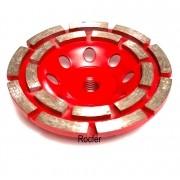 Disco de Debaste Diamantado Cortag 115mm (4.1/2'') 61754