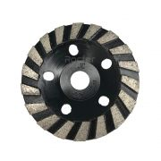 Disco de Desbaste 125mm P/ Concreto JRC Furo 7/8 DDD125MM