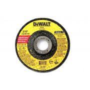 Disco de Desbaste DW82401  Dewalt Alta Performance (Zircônia) 4.1/2 X 1/4 X 7/8