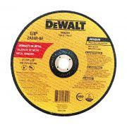 "Disco de Desbaste DW82901 Dewalt Alta Performance (Zircônia) 9"" X 1/4 X 7/8"