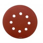 Disco De Lixa 125mm Grão 320 P/ Lixadeira Makita D-54215