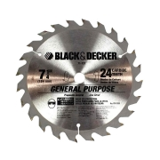 Disco de Serra 24D Black e Decker 184x16mm 71-727