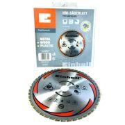 DISCO DE SERRA 250mm c/ 48 Dentes Einhell 2,2 mm de Espessura 4502157