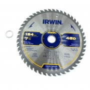 Disco De Serra 48D Irwin 184MM Furo 20MM IW14109