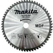 Disco De Serra Circular 185mm P/ MDF -Makita D-61466