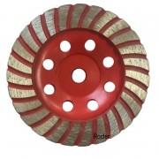 Disco Desbaste Diamantado Tipo Copa 115mm Turbo Cortag 61753