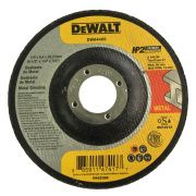 "Disco Desbaste Metal HP2 4 1/2"" X 6,3mm X 7/8"" DW84405 Dewalt"