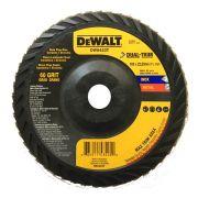"""Disco Flap Dual Trim 7"""" x 7/8"""" G60 DW8423T Dewalt"""