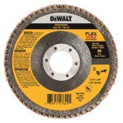 Disco Flap Flexvolt 4.1/2  G80 DWAFV84580 Dewalt