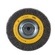 Escova de Aço DW4906 C/ Furo 5/8 .014 Média Ondulada DEWALT