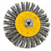 Escova de Aço P/ Esmerilhadeira Tipo Trançada DeWALT DW4937M