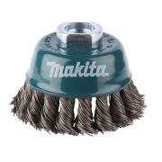 Escova de Aço Tipo Copo Trançada 75xM14 Makita D-24131
