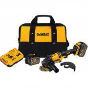 Esmerilhadeira DCG414 T2  Dewalt Flexvolt 60v 4.1/2 c/ 2 Baterias