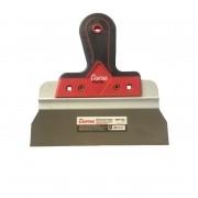 Espatula Aço Inox 200mm 20cm Drywall Gesso Cortag 61791