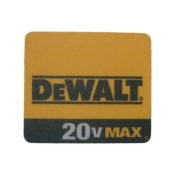 Etiqueta Logomarca P/ Chave de Impacto DCF880 N089231
