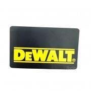 Etiqueta Logomarca P/ Martelo Perfurador Dewalt N061824