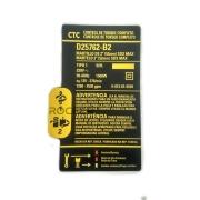 Etiqueta p/ Martelo Perfurador D25762 Dewalt N049516