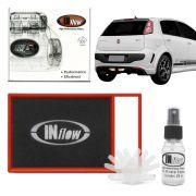 Filtro De Ar Esportivo Inflow Fiat Motor E-torq Hpf3600