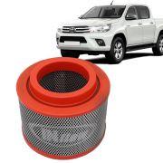 Filtro De Ar Esportivo Inflow Toyota Hilux Hpf7350 Com Motul