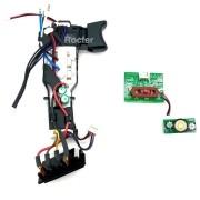 Interruptor e Modulo 20V P/ Parafusadeira/ Furadeira DCD996B Dewalt N418436