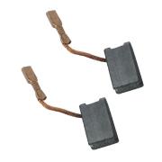 Kit 02 Escovas de Carvão 220V p/ Esmerilhadeira G720 Black e Decker