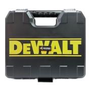 Kit 05 Maleta Dewalt 20V com Fecho De Metal