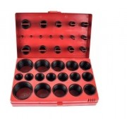 Kit Anéis de Borracha O-Rings C/ Maleta de 382 peças