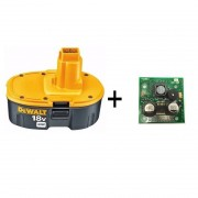 Kit Bateria 18V + Módulo Eletrônico p/ Laser DW079-BR Tipo 1 Dewalt