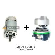 Kit de Motor e Transmissão p/ DCF815 DCF813 Chave De Impacto Dewalt N200673 N076006