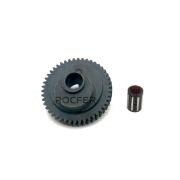 Kit Engrenagem + Rolamento p/ Serra Tico Tico KS455 Black e Decker