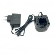 Kit Fonte + Base da Bateria P/ Parafusadeira/ Furadeira CD961 12v Bivolt Black e Decker