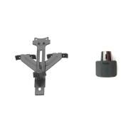 KIT Guia e Pinça 6 mm P/ Tupia Compacta Dewalt DCW600 DWP611 N026733 326286-02