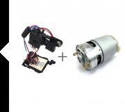 Kit Motor e Gatilho p/ DCD776 Parafusadeira Dewalt