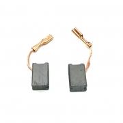 Kit Par Escovas De Carvão P/ Esmerilhadeira G720-BR_TIPO5 Black E Decker