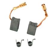 Kit Par Escovas De Carvão + 02 Molas p/ Esmerilhadeira G720 Black E Decker