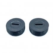Kit Par Tampa Do Porta Escova P/ Serra De Mesa BDTS1800 Black e Decker