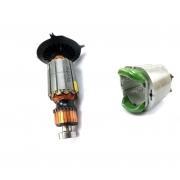 KIT Rotor + Estator 220v p/ Dw888 Retificadeira Dewalt  450964-01SV + 450832-72SV