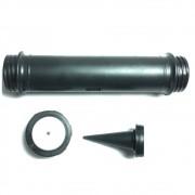 Kit Tubo Porca Bico e Adaptador para Sache 400 Pistola DCE560 Dewalt Aplicador a Bateria