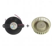 KIT Ventoinha + Cooler Mini Geladeira BDC24L Black E Decker 5140177-00 + 5140177-04