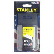 Lâmina de Reposição Stanley 11-921A p/ Estilete Trapezoidal 10-175 c/ 100 unidades