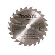 Lâmina de Serra TCT 185x20mm 24 dentes D-51340-10 Makita