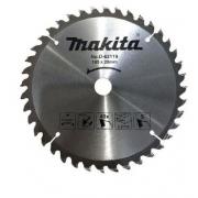 Lâmina De Serra TCT 185X20x40T P/ Alumínio Makita D-62119