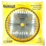 """Lâmina P/ Serra Circular 9.1/4"""" 40 Dentes Dewalt DW3132a"""