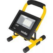 Lanterna Refletora C/ Suporte 20W Vonder 8075001020