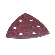 Lixa Triangular Makita 6Furos C/ Velcro 93mm G320 c/10 D-58659