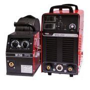 Máquina de Solda Inversora MIG/MMA 250A Top Flex c/ Cabeçote Externo Trifásico 220/380/440V Pantools