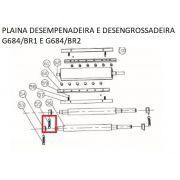 Mola Tensora Do Rolo Alimentador de Madeira P/ Plaina G684 PRG684/BR-055