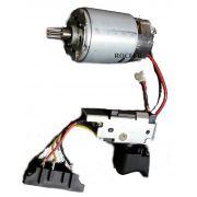 Motor e Interruptor p/ Parafusadeira de Imp. DCF805 DeWALT N535663